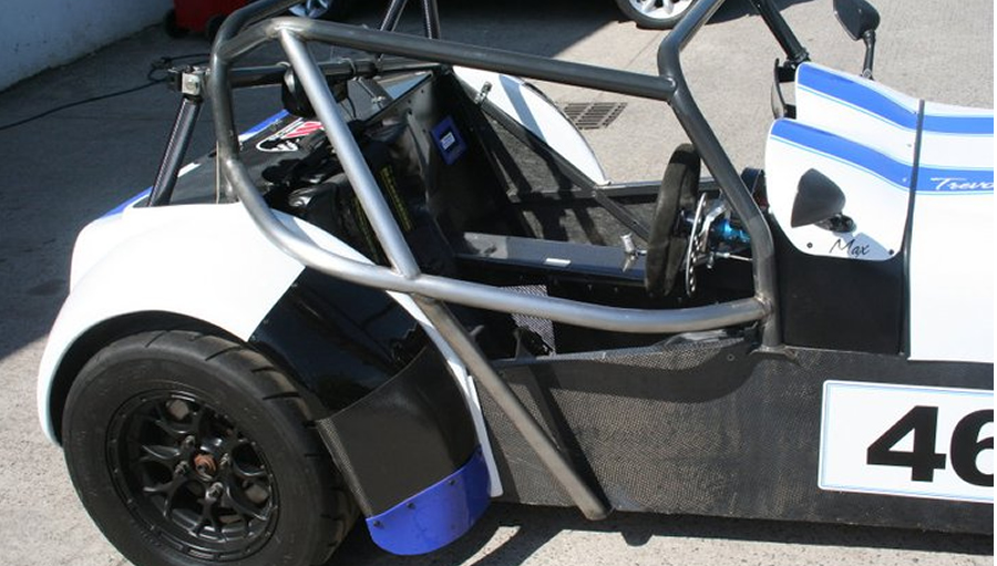 race car roll cage maintenance available for racecars